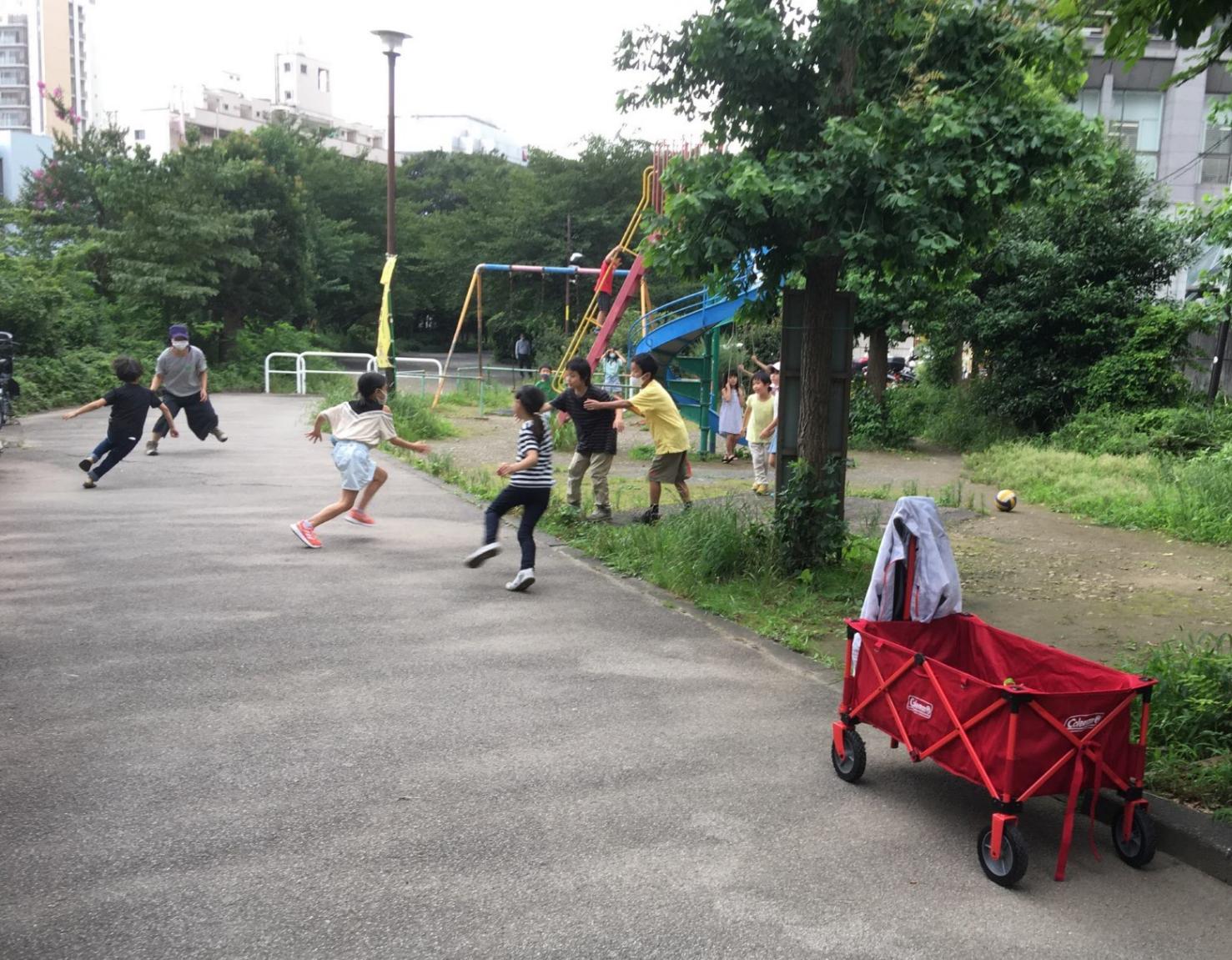 NPO法人東京少年少女センターを取材しました